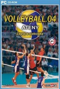 Volleyball 04 Ateny. Gra PC CD-ROM