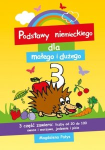 Podstawy niemieckiego dla małego i dużego 3. Książeczka do nauki słówek dla każdego