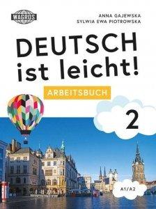 Deutsch ist leicht 2. Arbeitsbuch A1/A2