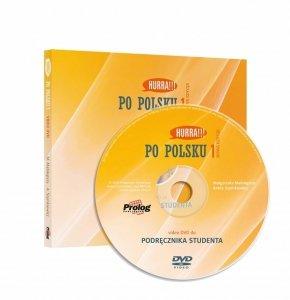 DVD Video do HURRA PO POLSKU 1. Podręcznik studenta. Nowa Edycja