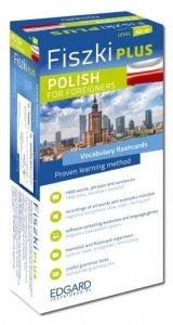 Fiszki PLUS Polish for Foreigners Poziom A0-A1