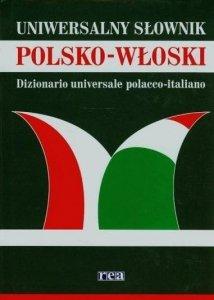 Uniwersalny słownik polsko-włoski. Dizionario universale polacco-italiano. Zanichelli