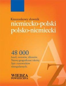 Kieszonkowy słownik niemiecko-polski, polsko-niemiecki. Taschenwörterbuch Deutsch-Polnisch, Polnisch-Deutsch