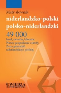Mały słownik niderlandzko-polski polsko-niderlandzki