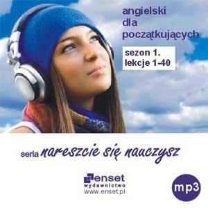Angielski kurs dla początkujących na MP3. Kurs dla początkujących. Sezon 1