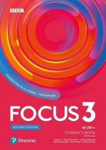 Focus Second Edition 3 Student's Book + kod (Digital Resources + Interactive eBook)