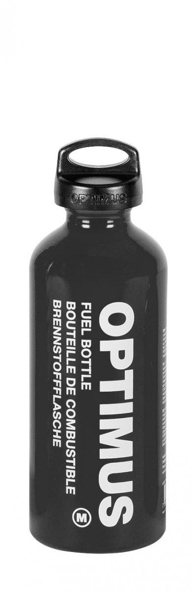 Fuel Bottle M 0.6 Liter, Child Safe-Black