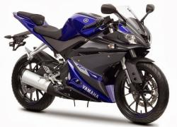 Yamaha YZF R-125 2014 - 2018