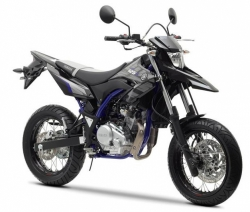Yamaha WR 125 od 2014