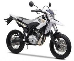 Yamaha WR 125 2008 - 2013