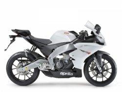 RS4 50 Biały / Racing White 2011 - 2013