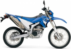 Yamaha WR 250 R / X