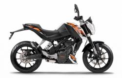 KTM DUKE 125 2011 - 2016