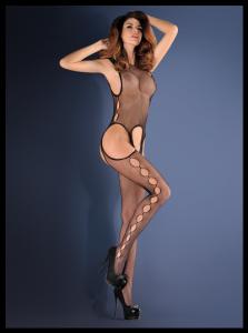 Bodystocking CALISTA Czarne S/M