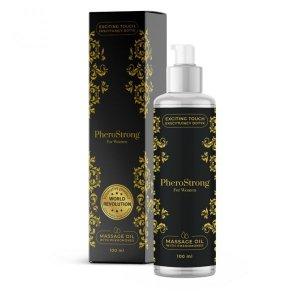 Olejek do masażu erotycznego o zapachu PHEROSTRONG 50 dla kobiet 100ml