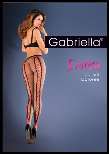 Erotica Dolores Czarne S/M