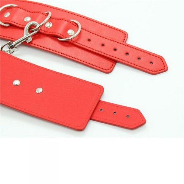 Polsiere Cuffs Belt red
