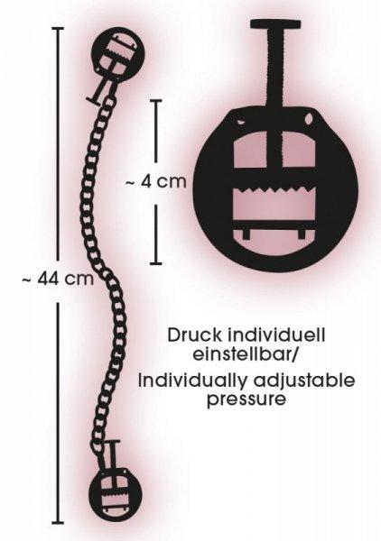 Łańcuszek na sutki
