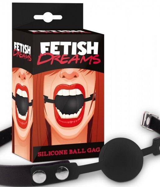 Fetish Dream knebel czarny