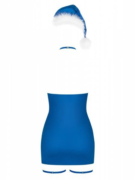 Bielizna-Kissmas koszulka niebieska L/XL