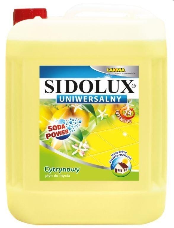 Niesamowity zapach linii Sidolux, inspirowany klimatem francuskiego południa.  Sidolux o zapachu mydła marsylskiego sprawi, że  w twoim domu na długo zagości odrobina śródziemnomorskiej atmosfery. Środek nie tylko cudownie pachnie, ale doskonale sprawdza