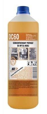 DC60 koncentrat do mycia mebli 1l