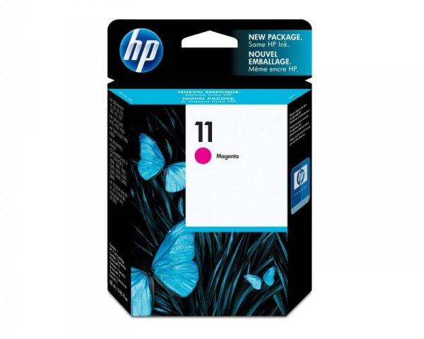HP Tusz nr 11 C4837AE Magenta 28ml