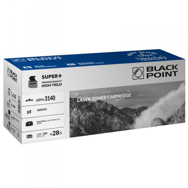 Black Point toner LBPPX3140 zastępuje Xerox 108R00909, 3200 stron
