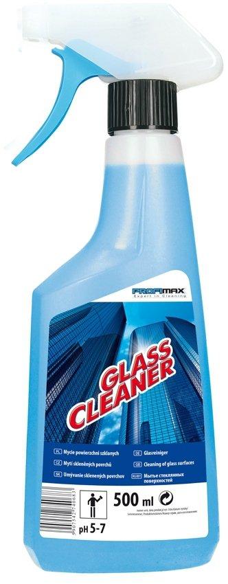 GLASS CLEANER - mycie szkła, szyb, luster - saszetka 1l