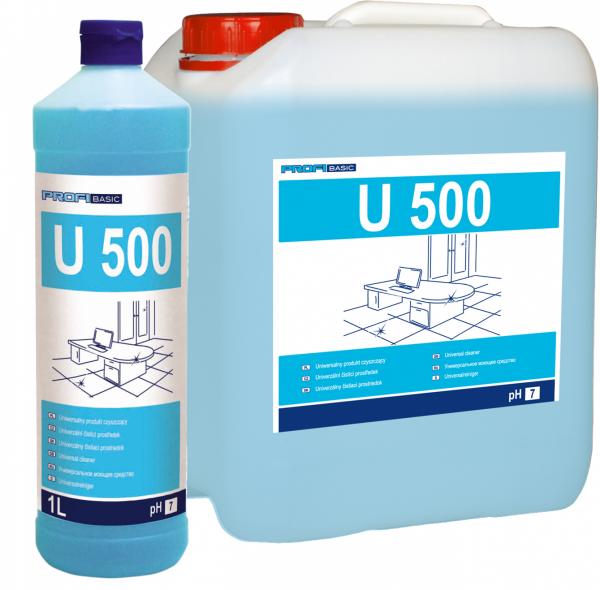 PROFIBASIC U 500 1l– uniwersalny środek czyszczący