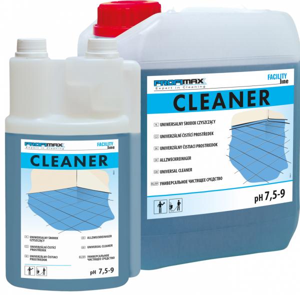 CLEANER LAKMA - uniwersalny środek czyszczący 5l
