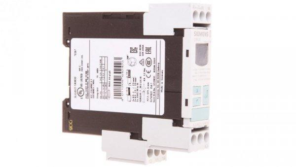 Przekaźnik kontroli prądu 1-fazowy 0,1-10A 1P 0,1-20sek 24-240V AC/DC 3UG4622-1AW30