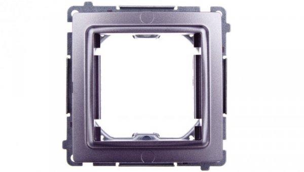 Simon Basic Adapter /przejściówka/ 45x45mm stal inox BMA45M/21
