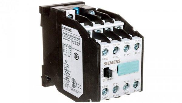 Stycznik pomocniczy 6A 4Z 4R 230V AC 3TH4244-0AP0