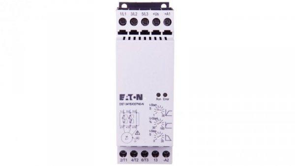 Softstart 3-fazowy 400VAC 7A 3kW/400V Uc=24V AC/DC DS7-340SX007N0-N 134849