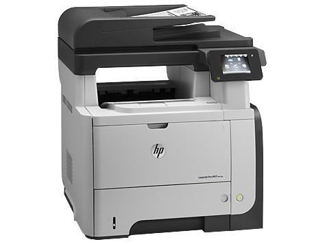 Urządzenie wielofunkcyjne HP LaserJet Pro M521dn