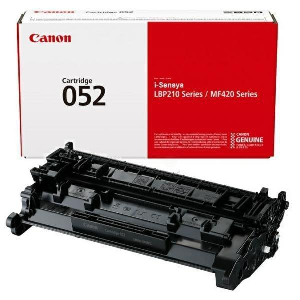 Toner Canon CRG-052BK Black