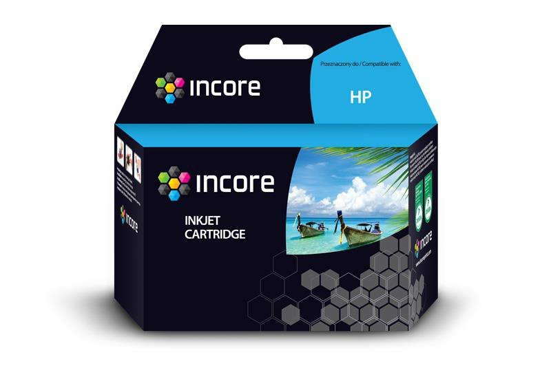 Tusz INCORE do HP 351XL (CB338EE) Color 17ml reg.