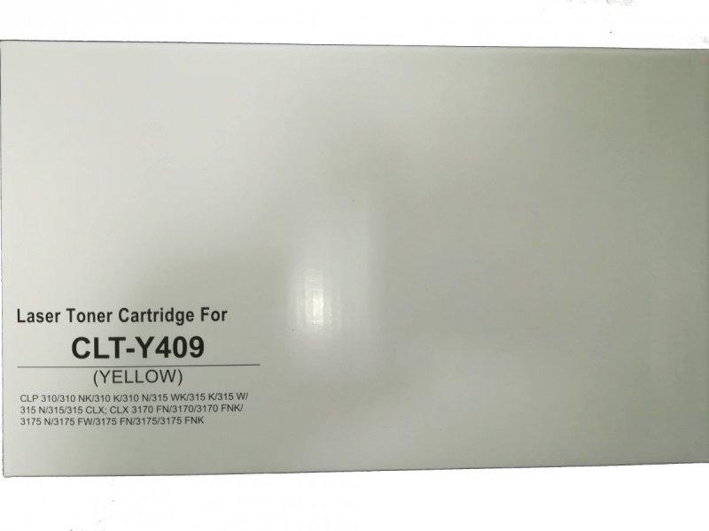 Toner do  Samsung CLP-310 CLP 315 CLX 3170,CLX 3175 CLT-Y4092S  YELLOW