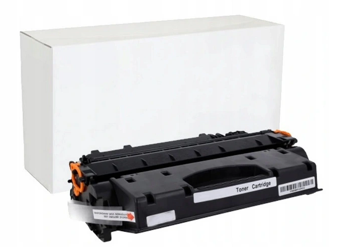 Toner do HP CE505X, 505X HP P2035 P2055 P2055DN