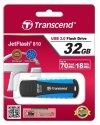 Transcend Pendrive JetFlash 810 32GB USB3.0 70/18 MB/s jasnoniebieski