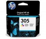 HP Inc. Tusz nr 305 Tri-Colour 3YM60AE wkład do drukarki atramentowej