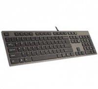 A4 Tech Klawiatura KV-300H Grey USB