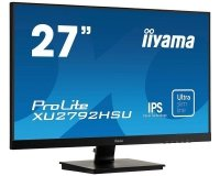 IIYAMA Monitor 27 cali XU2792HSU-B1 IPS,Full HD,HDMI,DP,VGA,USB,S<br />LIM
