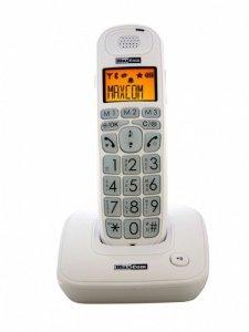 Maxcom MC6800 BIALY TELEFON DECT BB