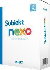 InsERT Subiekt NEXO box 3 stanowiska SN3