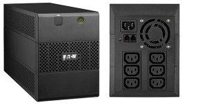 Eaton UPS 5E 2000 1200W Tower 6xIEC USB 5E2000iUSB
