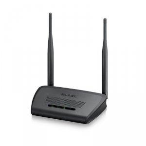 Zyxel Router WLAN N300 4x100Mbps, 2 anteny x 5dBi