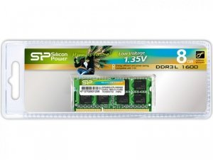 Silicon Power DDR3 SODIMM 8GB/1600 CL11 (512*8) Low Voltage