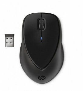 HP Inc. Comfort Grip Wireless Mouse (H2L63AA)